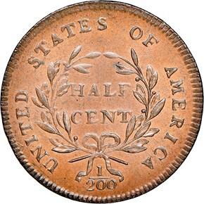 1797 PLAIN EDGE 1/2C MS reverse