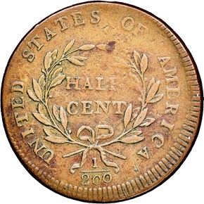 1797 P.EDGE LOW HEAD C-3a 1/2C MS reverse