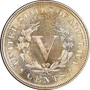 1886 5C PF reverse