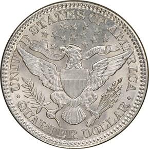1901 25C MS reverse