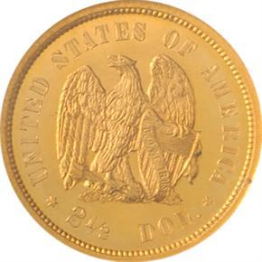1872 J-1230 $2.5 PF reverse