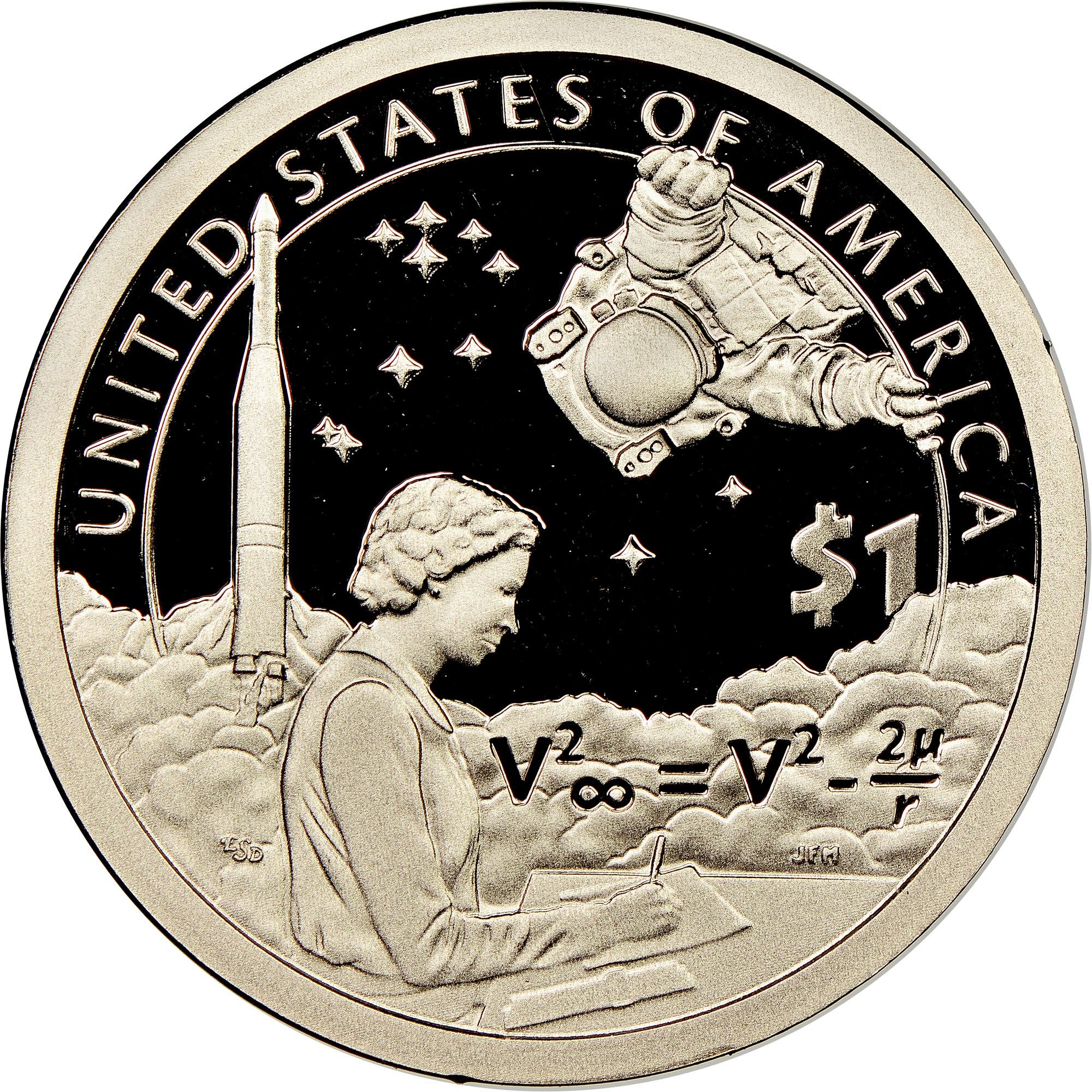 2019-S Sacagawea Dollar NGC PF-70 Ultra Cameo ***Price Guide $60.00***