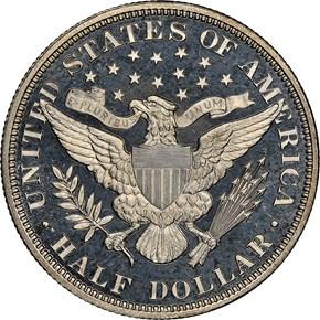 1895 50C PF reverse