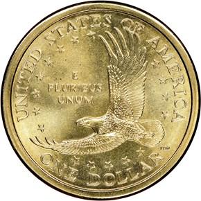 2000 P PROTOTYPE REVERSE $1 MS reverse