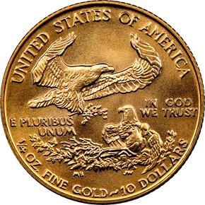 1986 EAGLE G$10 MS reverse