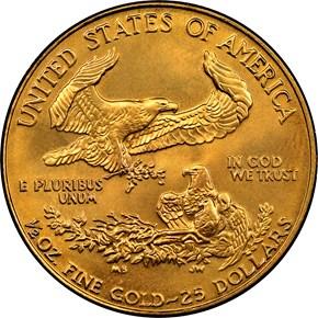1987 EAGLE G$25 MS reverse
