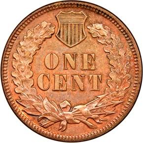 1889 1C PF reverse