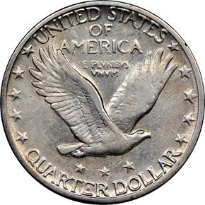 1928 S 25C MS reverse