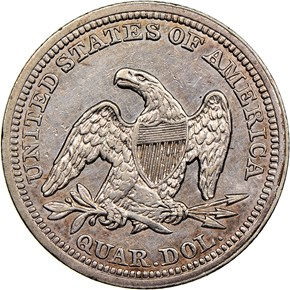 1856 25C MS reverse
