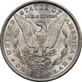 1900 $1 MS reverse