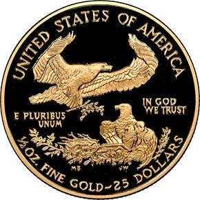 2002 W EAGLE G$25 PF reverse
