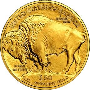 2008 W BUFFALO .9999 FINE G$50 MS reverse
