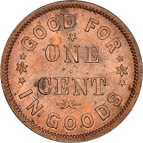 (1861-65) CONCORD F-120A-1a NH MS obverse