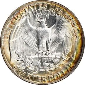 1955 25C MS reverse