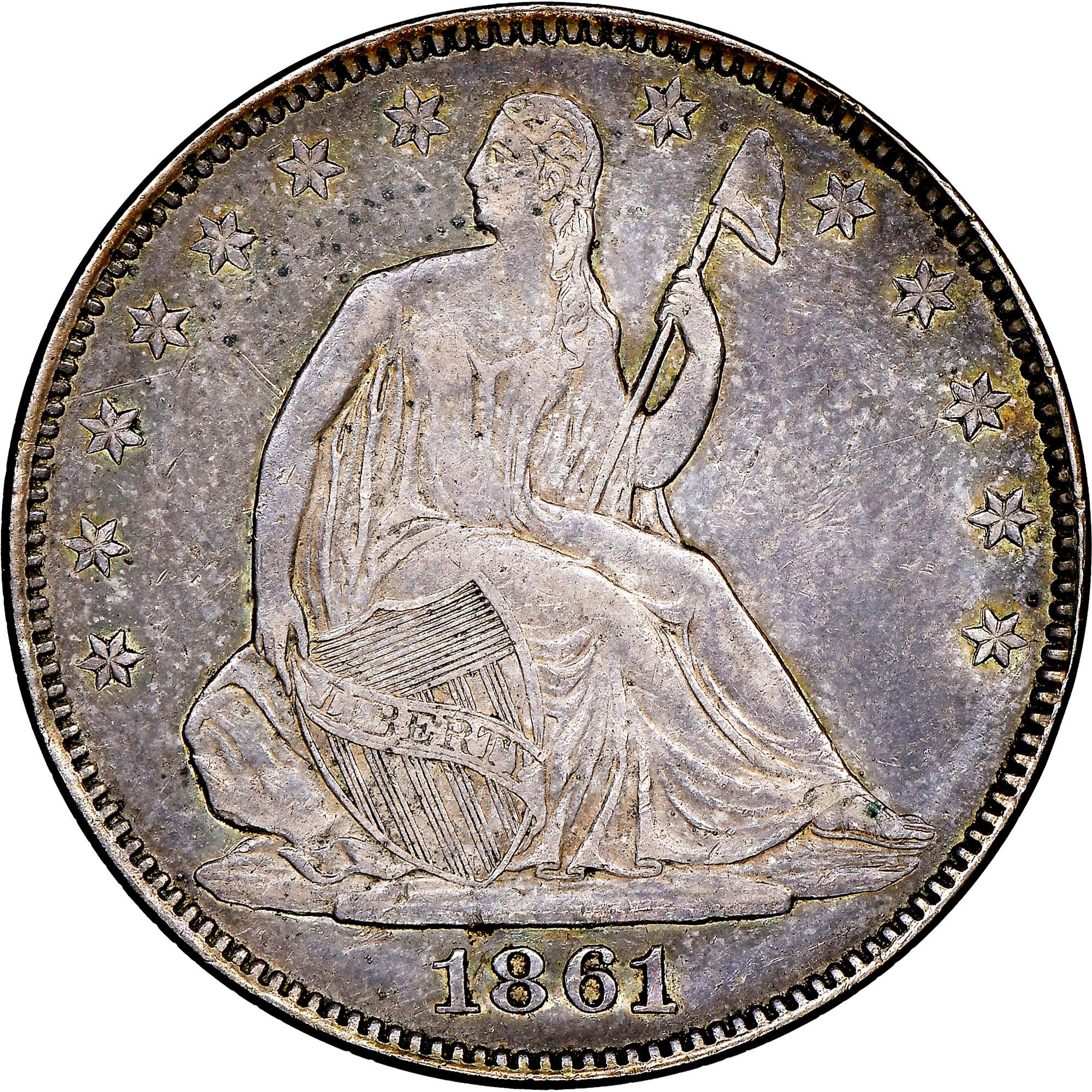 1861 Confederate States of America $5 Gold Coin RESTRIKE CSA Civil War