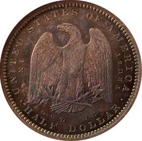 1879 J-1601 50C PF reverse