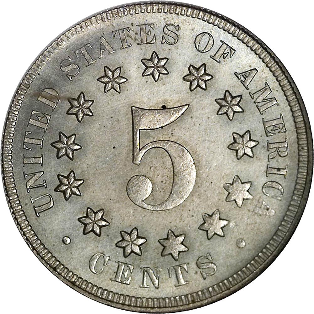 1867 no rays 5c ms shield five cents ngc buycottarizona Gallery
