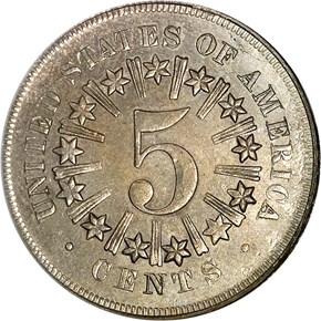 1867 RAYS 5C MS reverse
