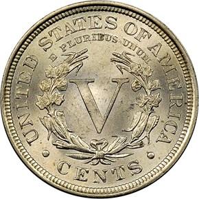 1905 5C MS reverse