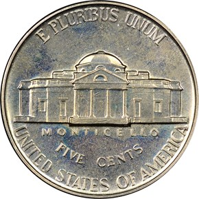 1939 REV OF 38 5C PF reverse