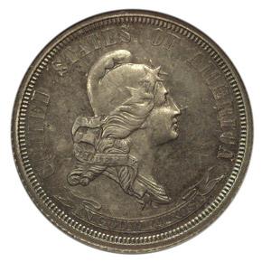 1870 J-888 25C PF obverse