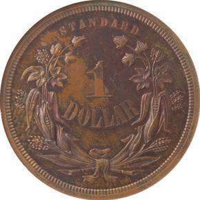 1871 J-1141 S$1 PF reverse