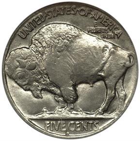 1926 D 5C MS reverse