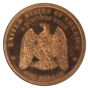 1878 J-1555 S$1 PF reverse