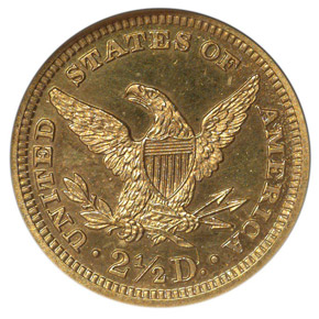 1887 $2.5 PF reverse