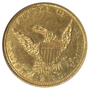 1838 C $2.5 MS reverse