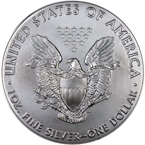 2017 EAGLE S$1 MS reverse