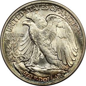 1933 S 50C MS reverse