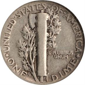 1916 J-1982 10C MS reverse