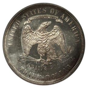 1885 T$1 PF reverse