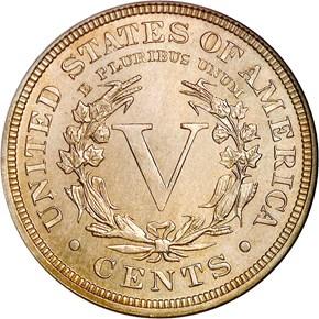 1889 5C MS reverse