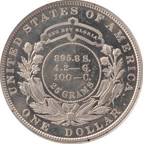 1880 J-1650 S$1 PF reverse