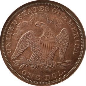 1872 J-1209 S$1 PF reverse