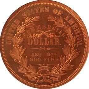 1875 J-1424 T$1 PF reverse