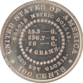 1879 J-1634 S$1 PF reverse