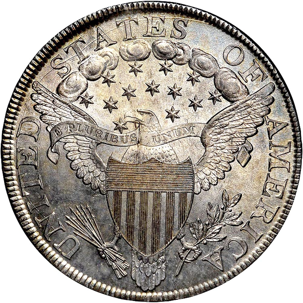 1799 S 1 Ms Early Dollars Ngc