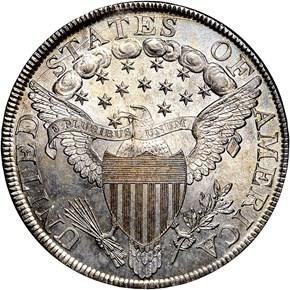 1799 S$1 MS reverse