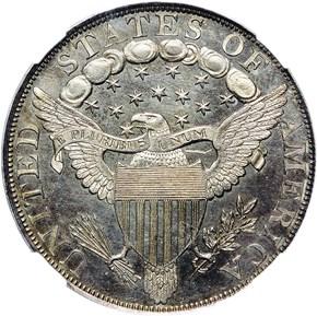 1801 BB-301,B-5 $1 PF reverse