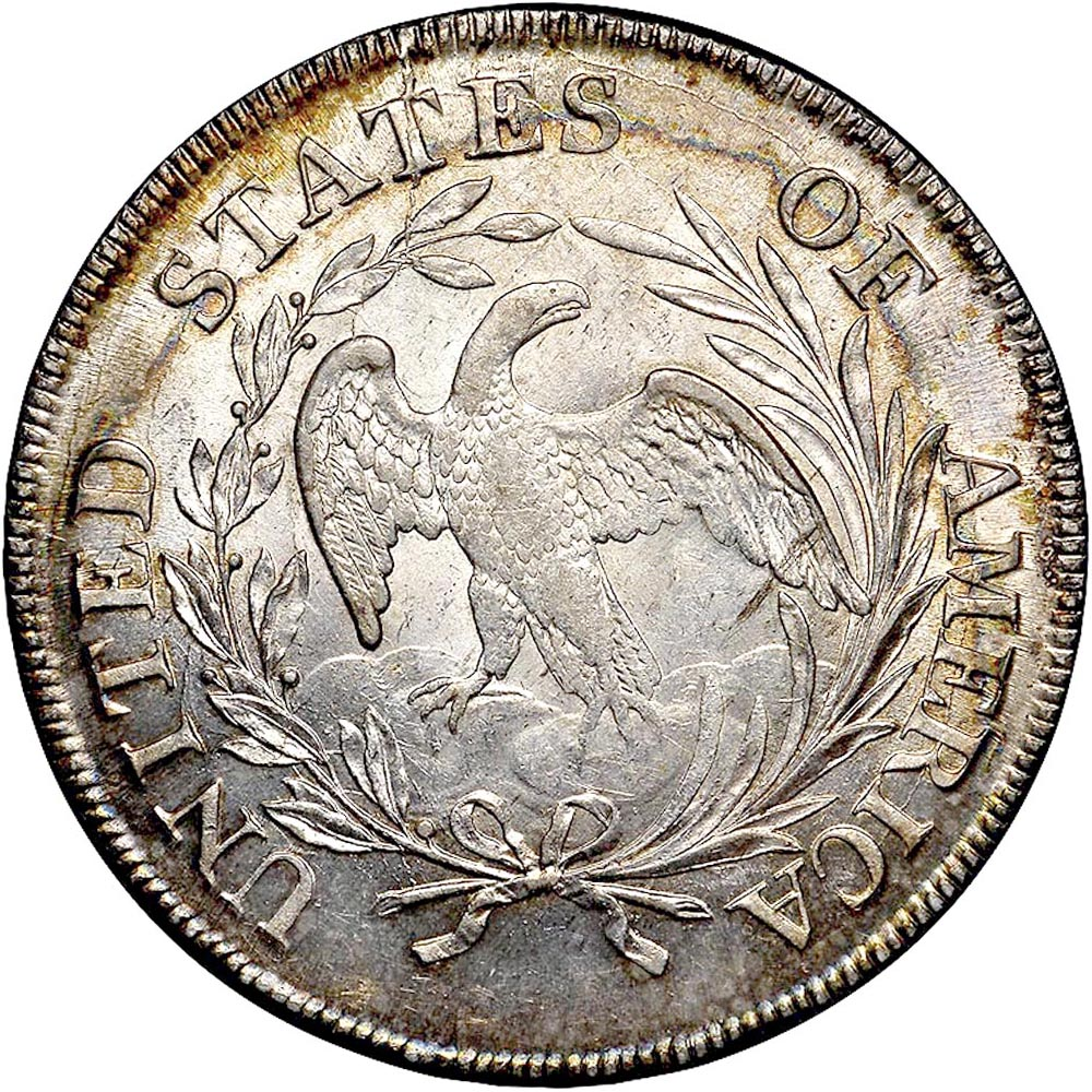 1798 Small Eagle S 1 Ms Early Dollars Ngc