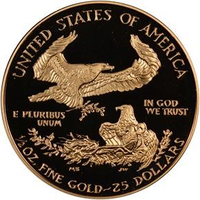 1995 W EAGLE G$25 PF reverse
