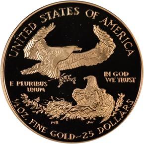 1997 W EAGLE G$25 PF reverse