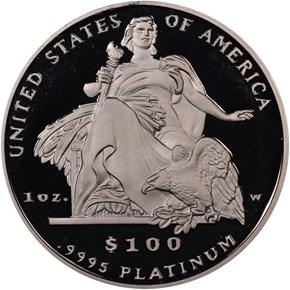 2004 W EAGLE P$100 PF reverse