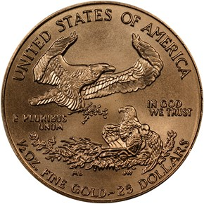 1997 EAGLE G$25 MS reverse