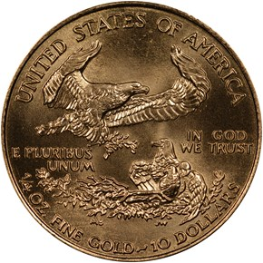 1995 EAGLE G$10 MS reverse