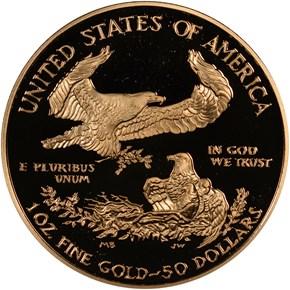 2006 W EAGLE G$50 PF reverse