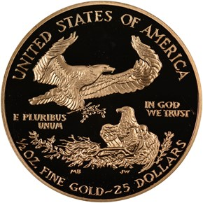 2003 W EAGLE G$25 PF reverse